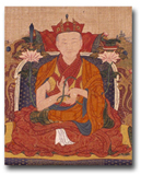 Thanka of the 8th Kenting Tai Situpa Chokyi Jugne